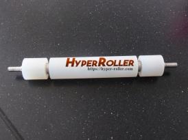 รับตัดร่องลูกกลิ้งแนวตรง Vertical Groove Rubber Roller
