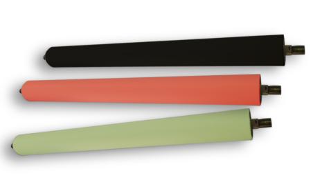 บริการรับหล่อ Rubber Printing Roller